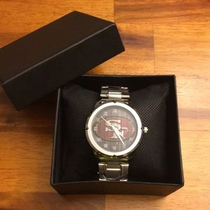 Accessories - 🆕 San Francisco 49ers Watch With Box